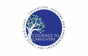 Courage to caregivers logo